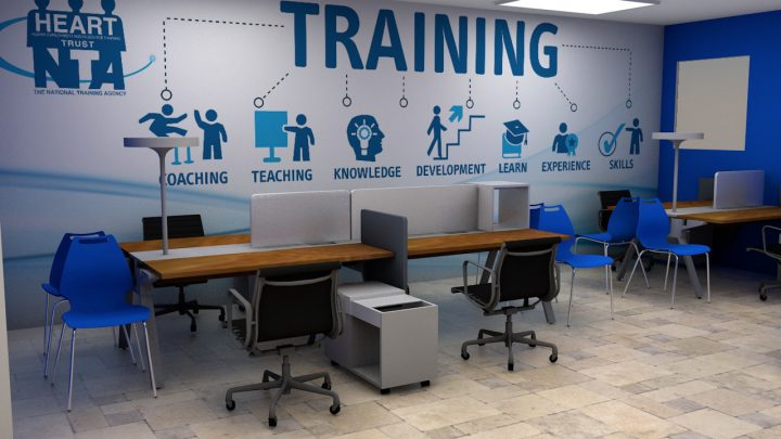 Office Store Modernization Interior Design Jamaica Freelance